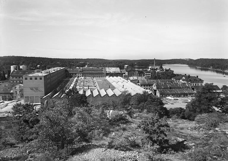 Gustavsbergs porslinsfabrik 1946